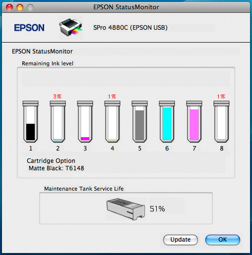 how to clean nozzles on epson printer 2650